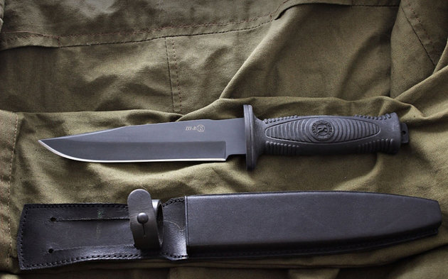 Kizlyar SH-8