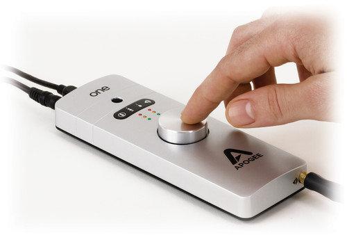 Apogee Electronics ONE for Mac + iOS