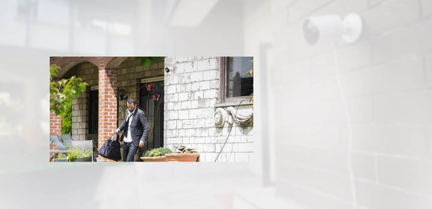 Xiaoyi YI Outdoor 1080P Camera White YI002