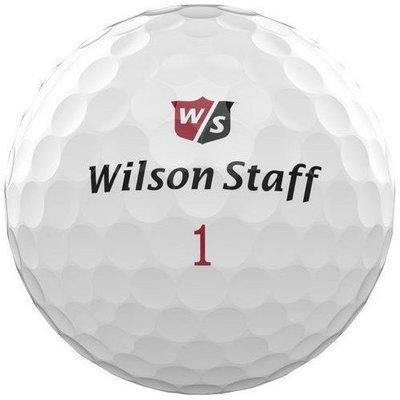Wilson Staff DX2 Soft 12-Ball White