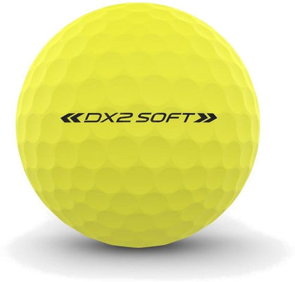 Wilson Staff DX2 Optix 12-Ball Yellow