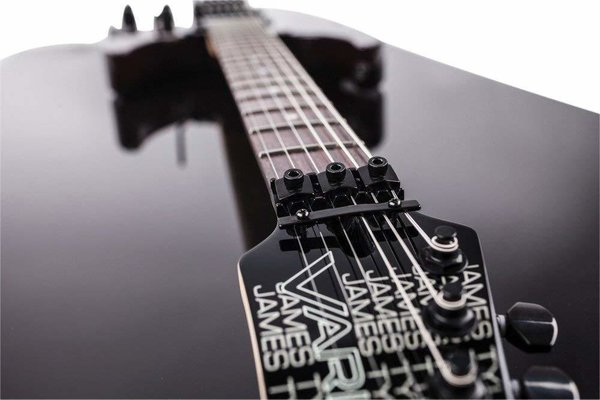 Line6 JTV-89 Floyd Rose Ebony Blood Red