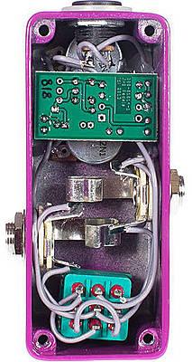 JHS Pedals Mini Foot Fuzz V2