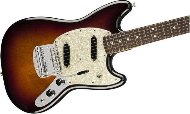 Fender American Performer Mustang RW 3-Color Sunburst