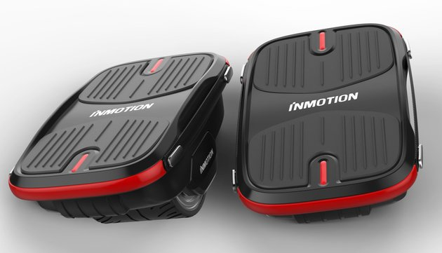 Inmotion X1 Hovershoes Black