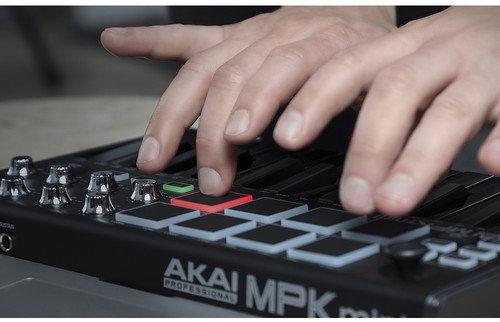 Akai MPK MKII Mini Limited Black