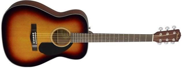 Fender CC-60S Concert WN Sunburst