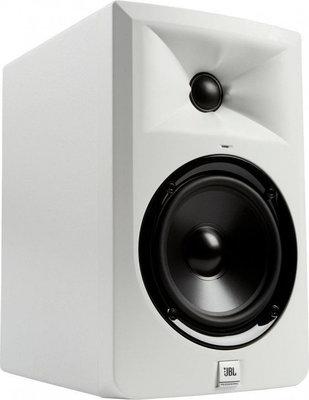 JBL LSR305P MKII White