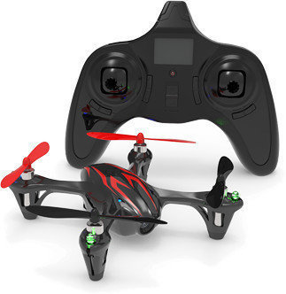Hubsan H107C 720p Black/Red