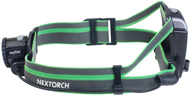Nextorch myStar Green