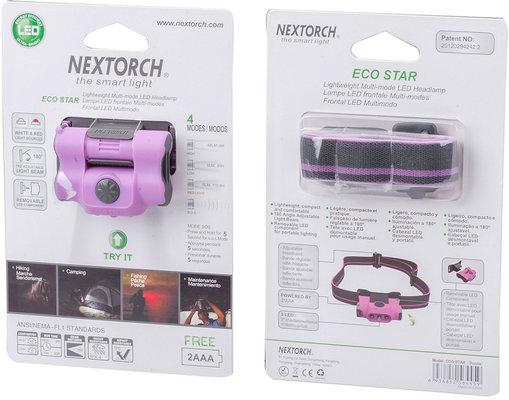 Nextorch Eco Star Purple