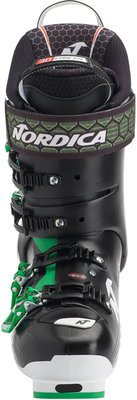 Nordica Speedmachine 120 Black/White/Green 285