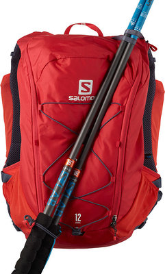 Salomon Agile 12 Set Fiery Red