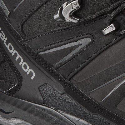 Salomon X Ultra Trek GTX Black/Black/Magnet 11
