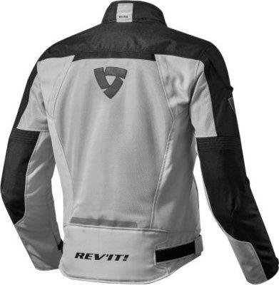 Rev'it! Jacket Airwave 2 Silver-Black L