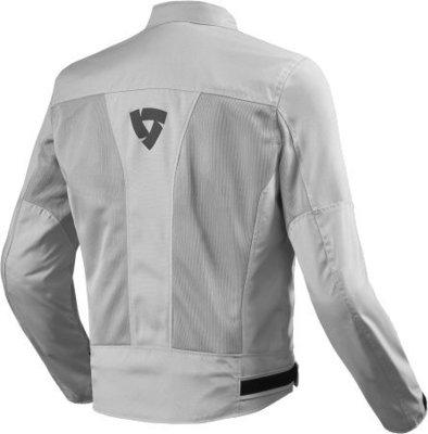 Rev'it! Jacket Eclipse Silver M