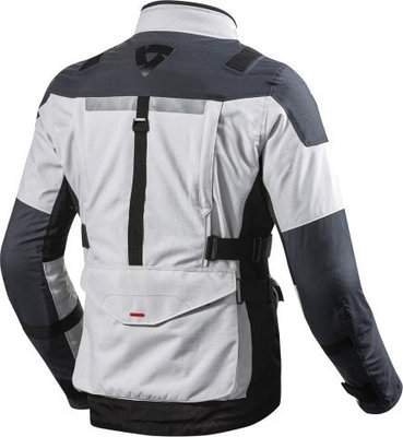 Rev'it! Jacket Sand 3 Silver-Anthracite M