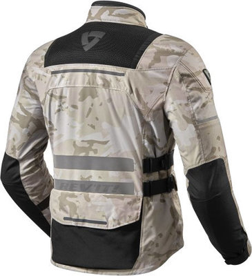 Rev'it! Jacket Offtrack Sand-Black M