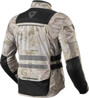 Rev'it! Jacket Offtrack Sand-Black XXL
