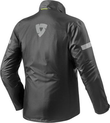 Rev'it! Rain Jacket Cyclone 2 H2O Black M