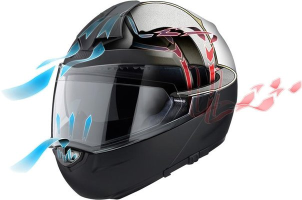 Schuberth C3 Pro Women Matt Black XS