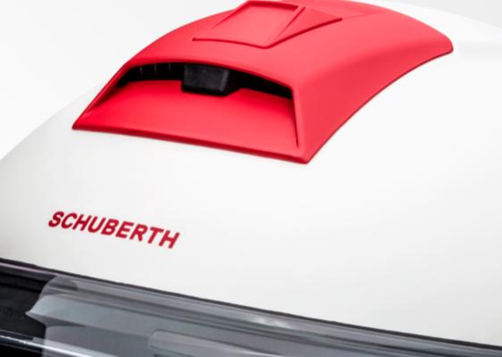 Schuberth C4 Basic Glossy White L
