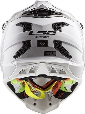 LS2 MX470 Subverter Solid White L