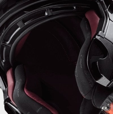 LS2 FF313 Vortex Solid Carbon XL