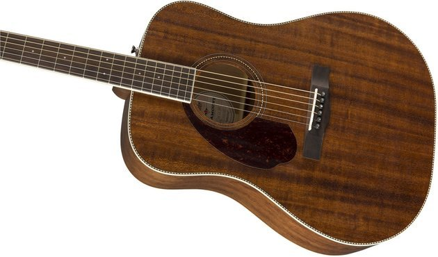 Fender Paramount PM1 Dreadnought OV All Mahogany LH
