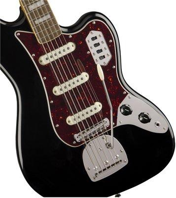 Fender Squier Classic Vibe Bass VI IL Black