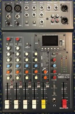 Studiomaster CLUBXS6
