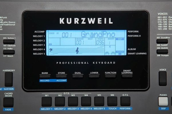Kurzweil KP150