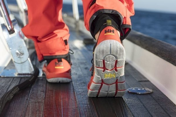 Helly Hansen Skagen F-1 Offshore Cherry Tomato/Phantom 44