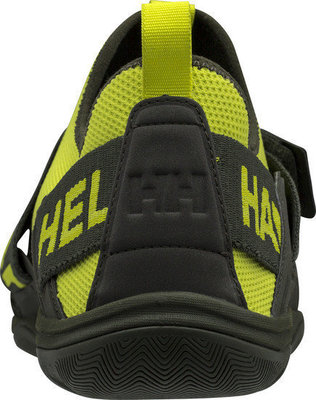 Helly Hansen Hydromoc Slip-On Shoe Forest Night/Sweet Lime 44.5