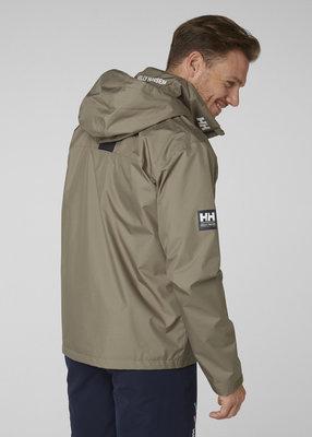 Helly Hansen Crew Hooded Jacket Fallen Rock XXL