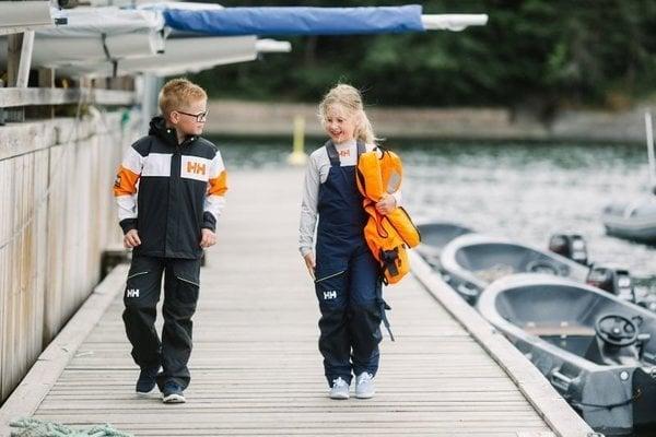 Helly Hansen Kid Safe+ Fluor Orange 10/25 Kg