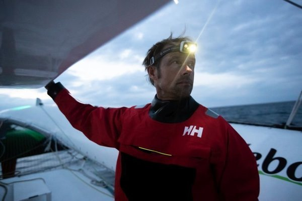 Helly Hansen Aegir Ocean Smock Alert Red XXL