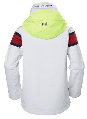 Helly Hansen W Salt Flag Jacket White M