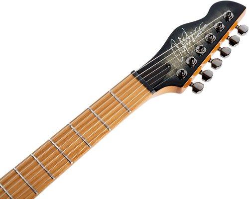 Chapman Guitars ML3 Pro Semi-Hollow Modern Obsidian Burst