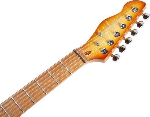 Chapman Guitars ML3 Pro Semi-Hollow Traditional Vintage Honey Burst