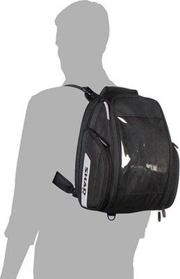 Shad Tank Bag - Straps Fastener 15-20 L