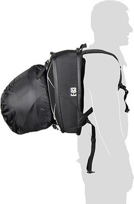 Shad Semi Rigid Back Bag 17 L