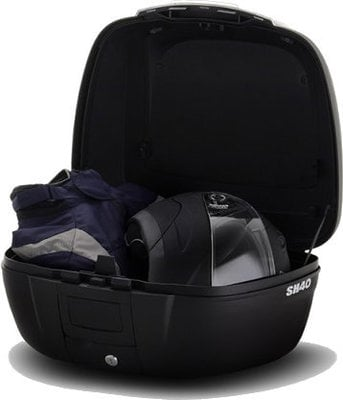 Shad Top Case SH40 Black Cargo