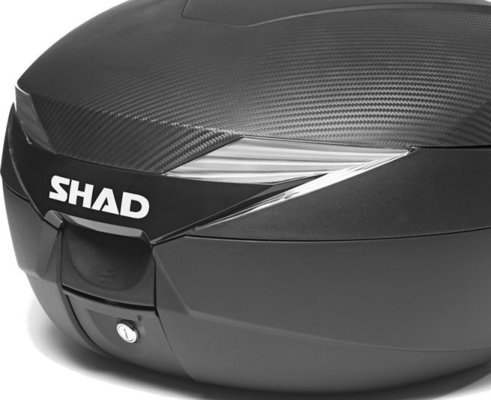 Shad Top Case SH39 Black