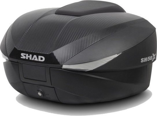 Shad Top Case SH58X Carbon