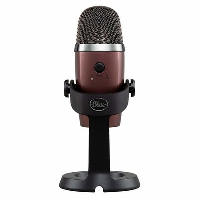 Blue Microphones Yeti Nano Red Onyx