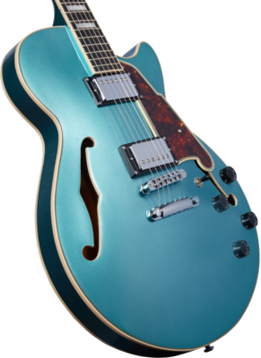 D'Angelico Premier SS 2019 Ocean Turquoise