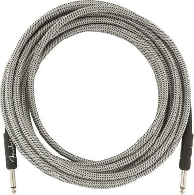 Fender Professional Series Instrument Cable 5,5 m White Tweed