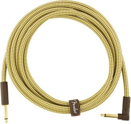 Fender Deluxe Series Instrument Cable S/A 3 m Tweed