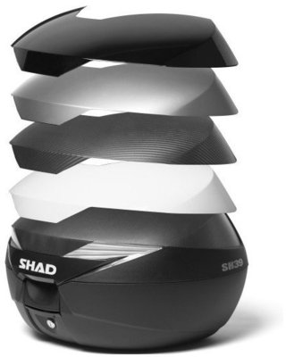 Shad Cover SH39 Carbon